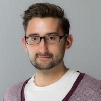 Head shot of Mike Dziennik