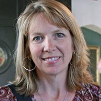 Photograph of Janet Silbernagel